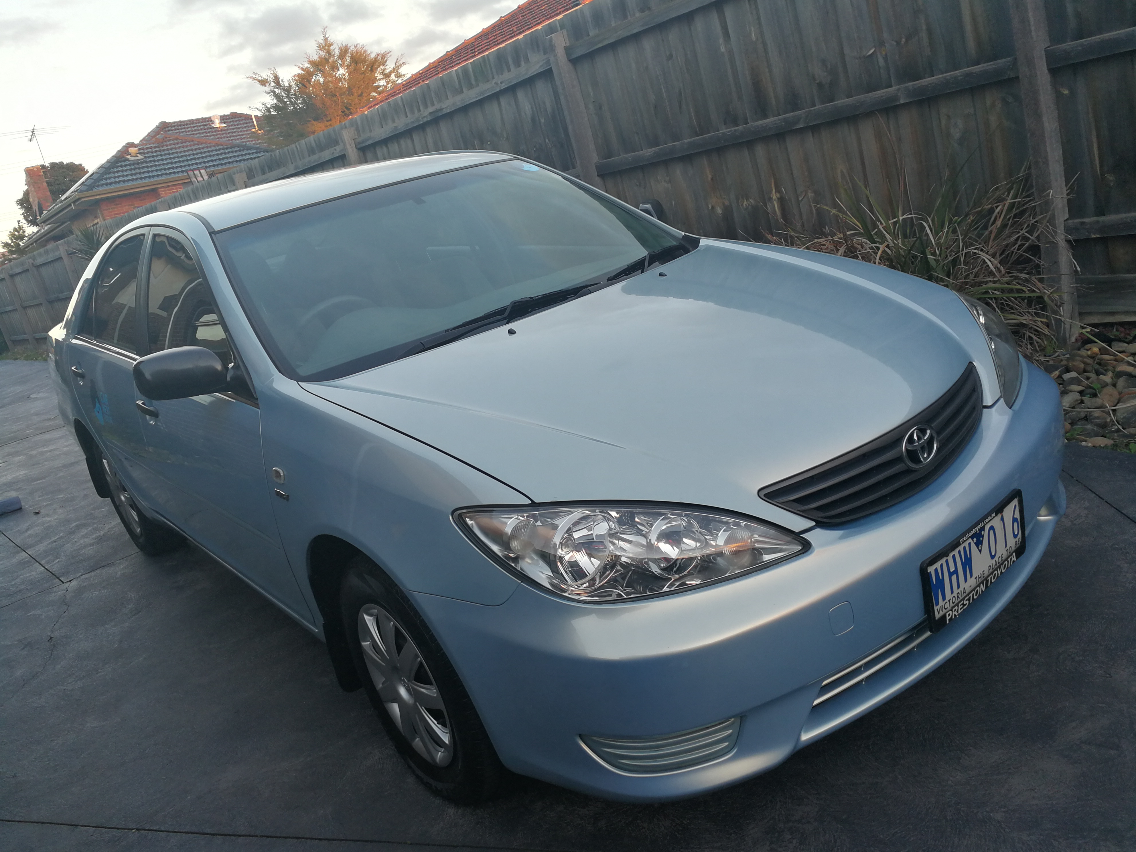 Picture of Lei's 2005 Toyota Camry