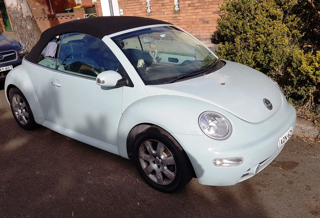 Picture of Marianna's 2003 Volkswagen Beetle