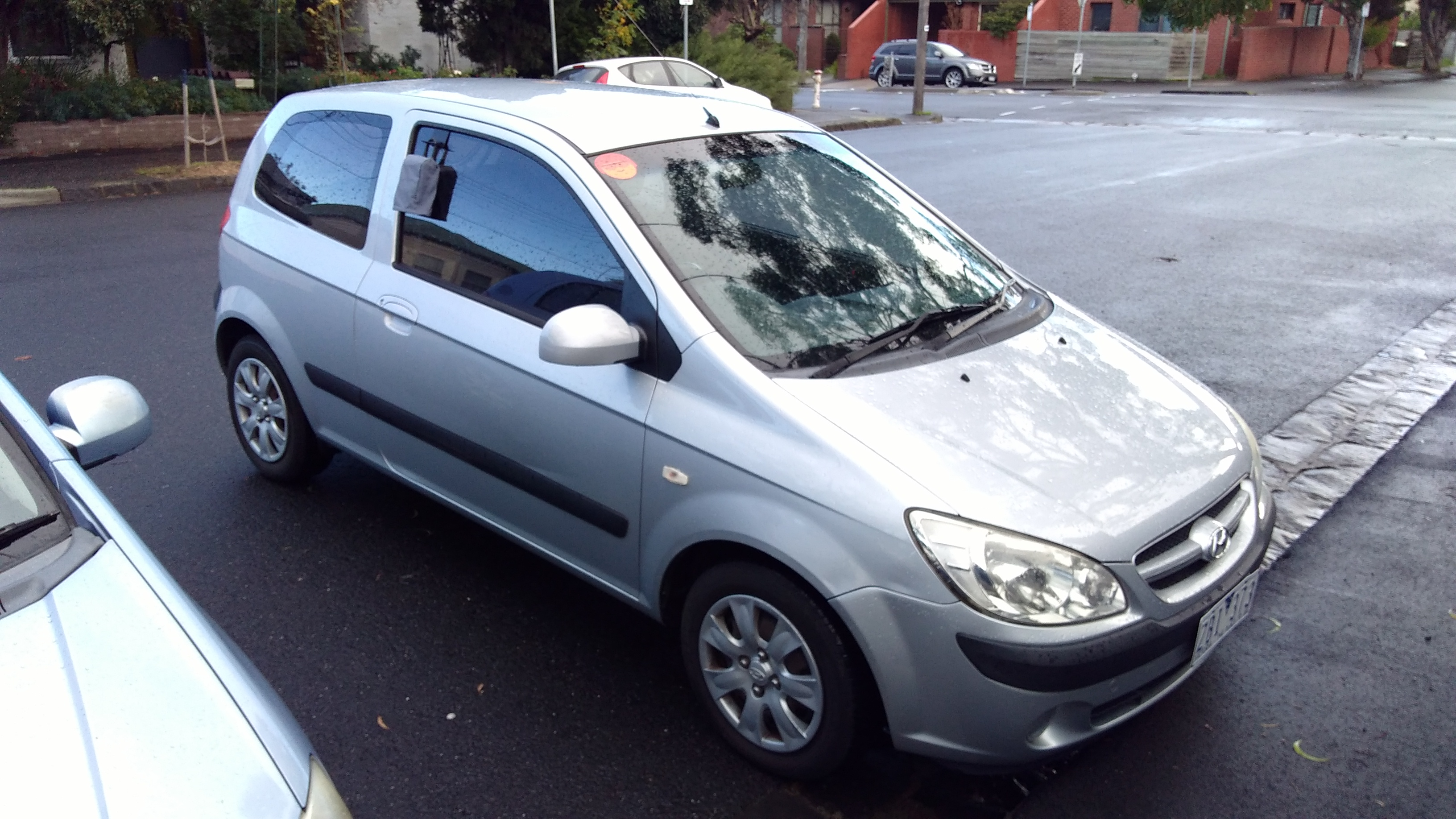 Picture of Ian's 2006 Hyundai Getz