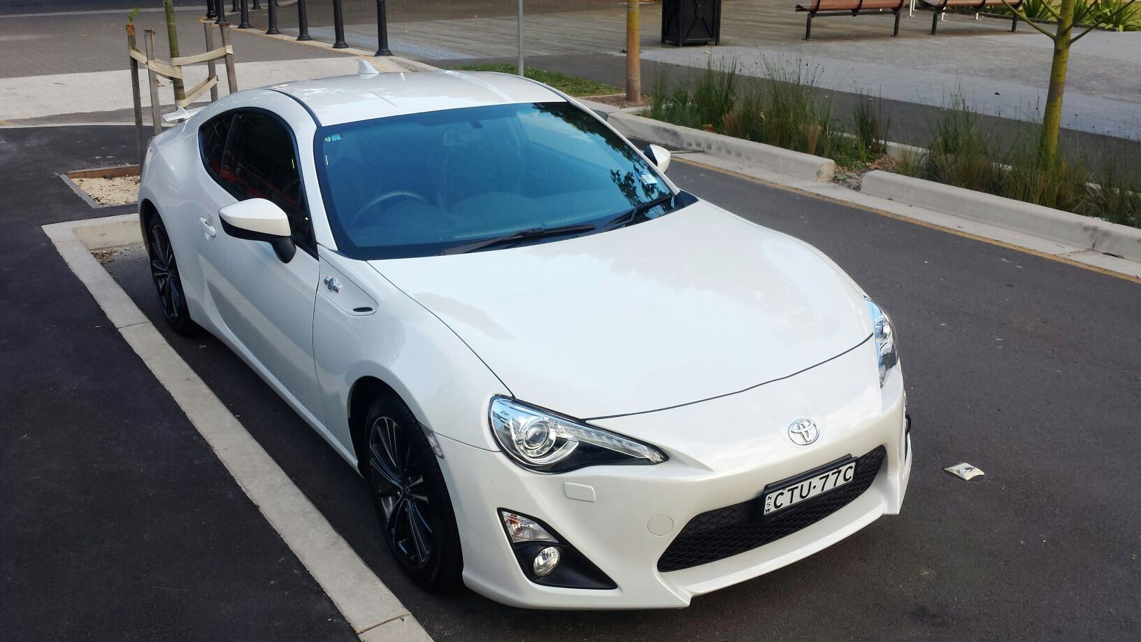 Picture of Mark's 2014 Toyota 86 GTS