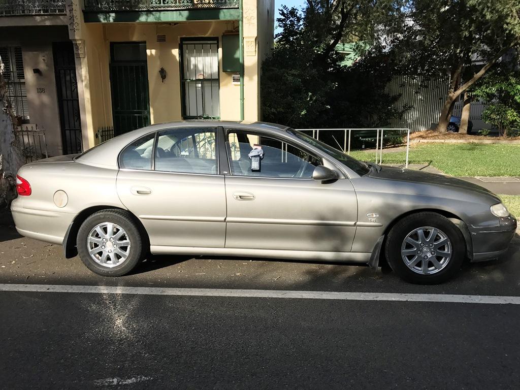 Picture of Daniel's 2002 Holden Berlina