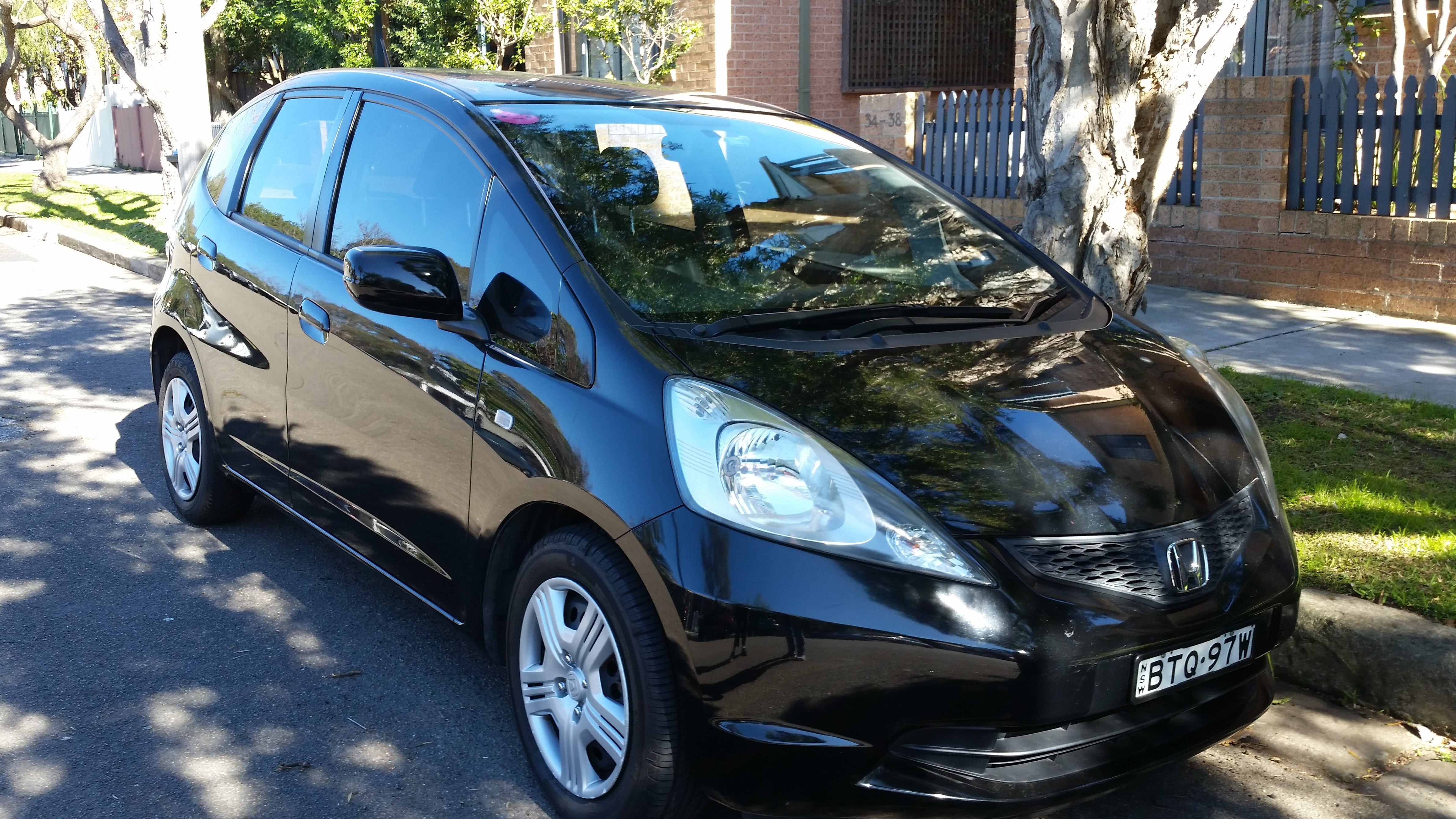 Picture of Anne's 2011 Honda Jazz