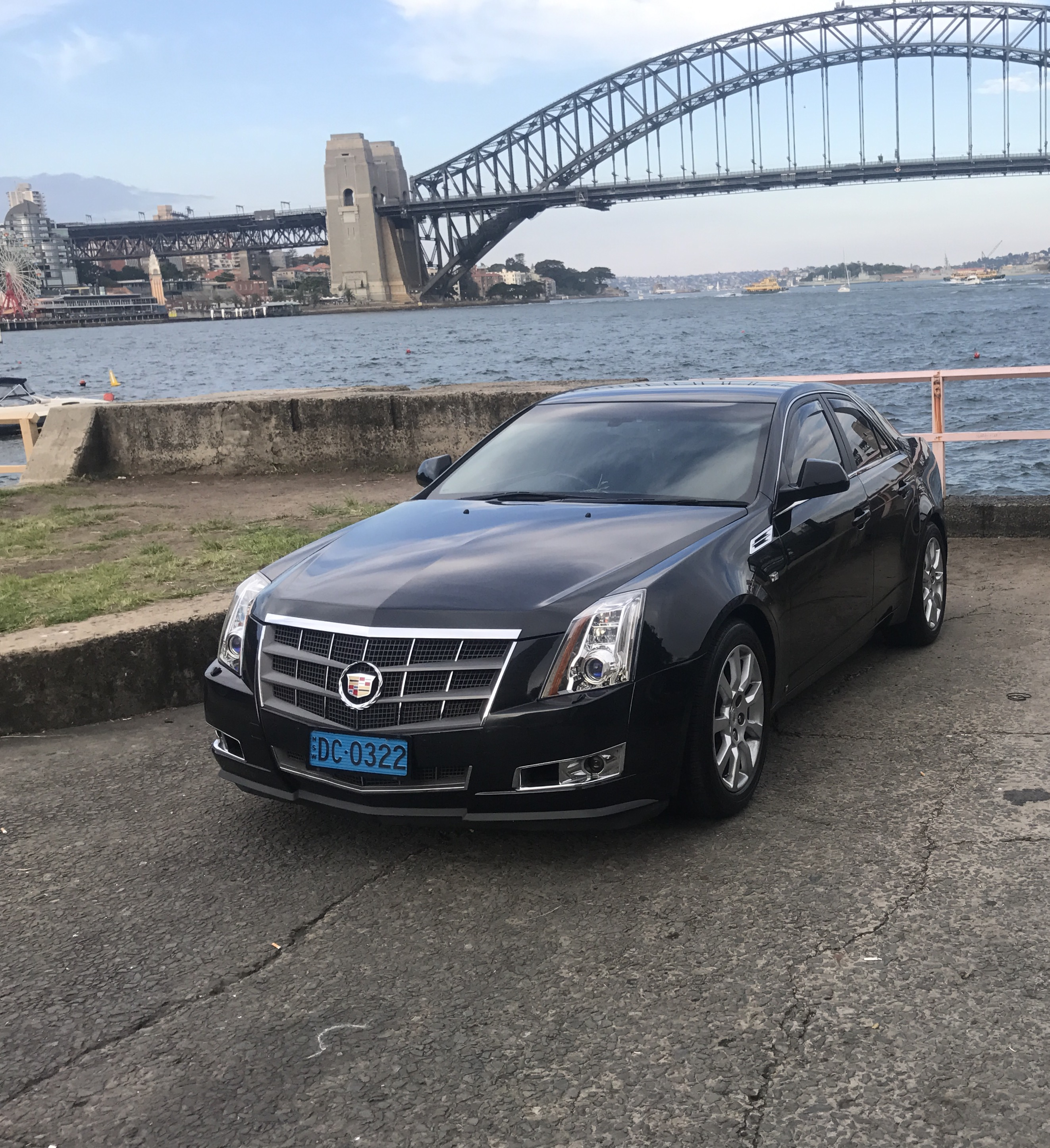 Picture of Karl's 2008 Cadillac CTS 3.6L