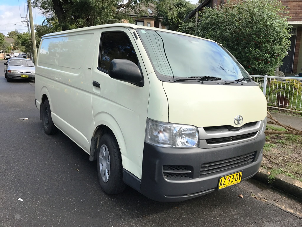 Picture of Michal's 2009 Toyota Hiace