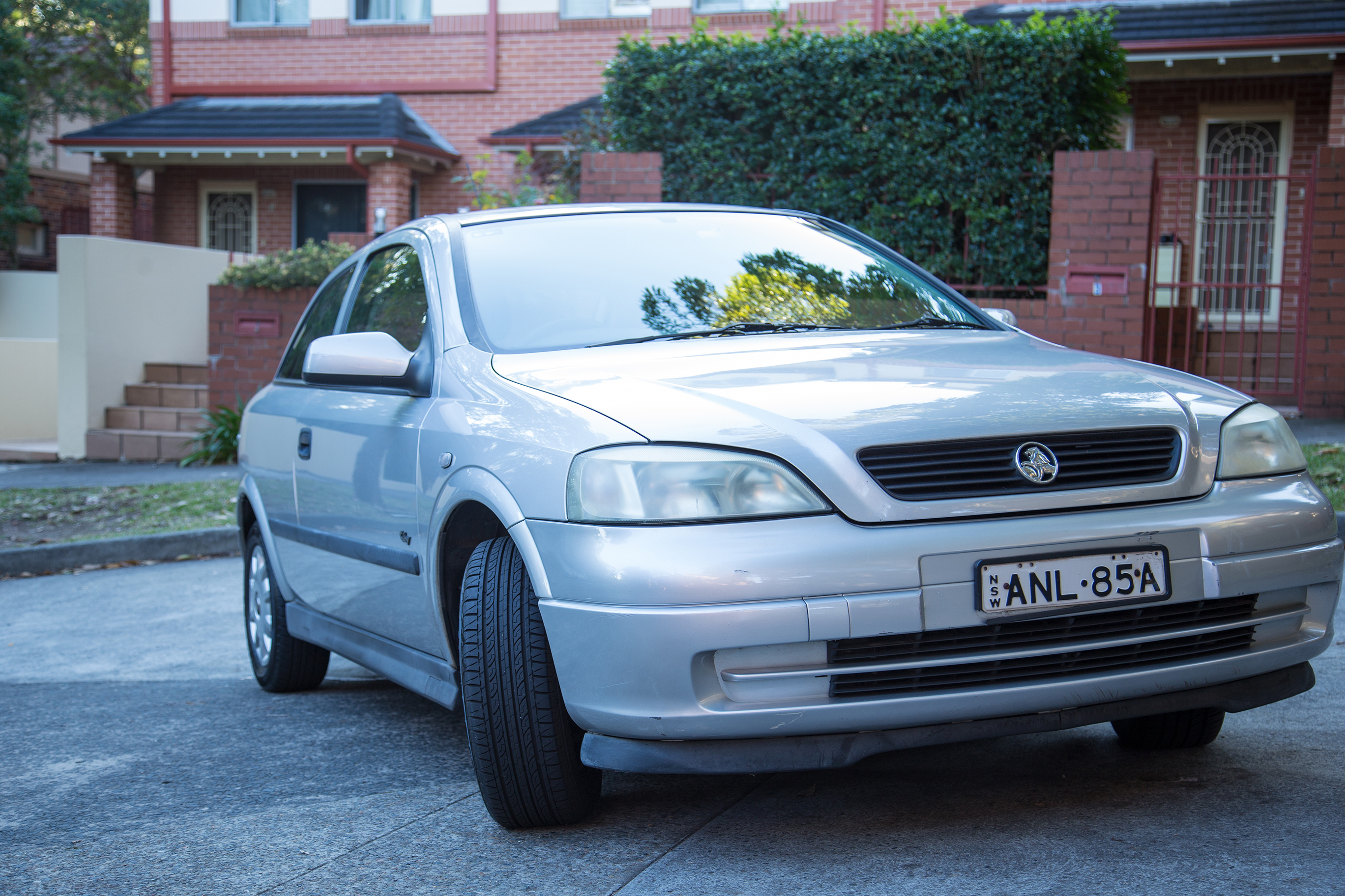 Picture of Stefan's 2002 Holden Astra