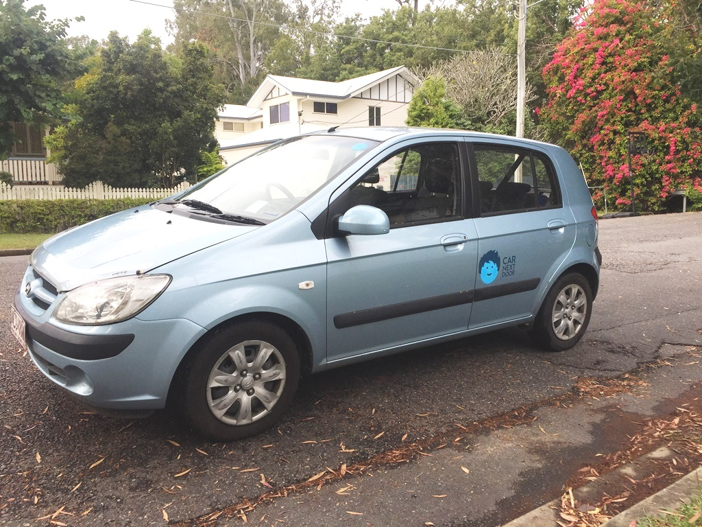 Picture of Stuart's 2005 Hyundai Getz