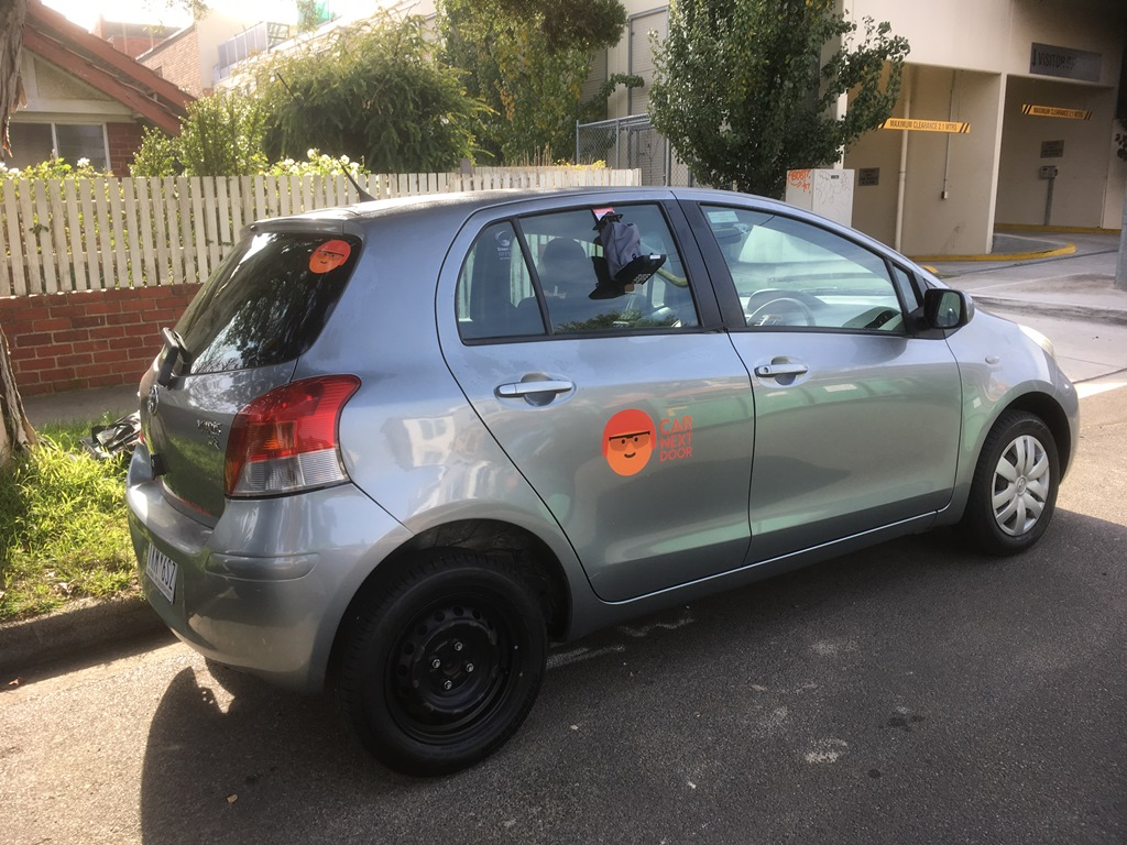 Picture of Megan's 2008 Toyota Yaris