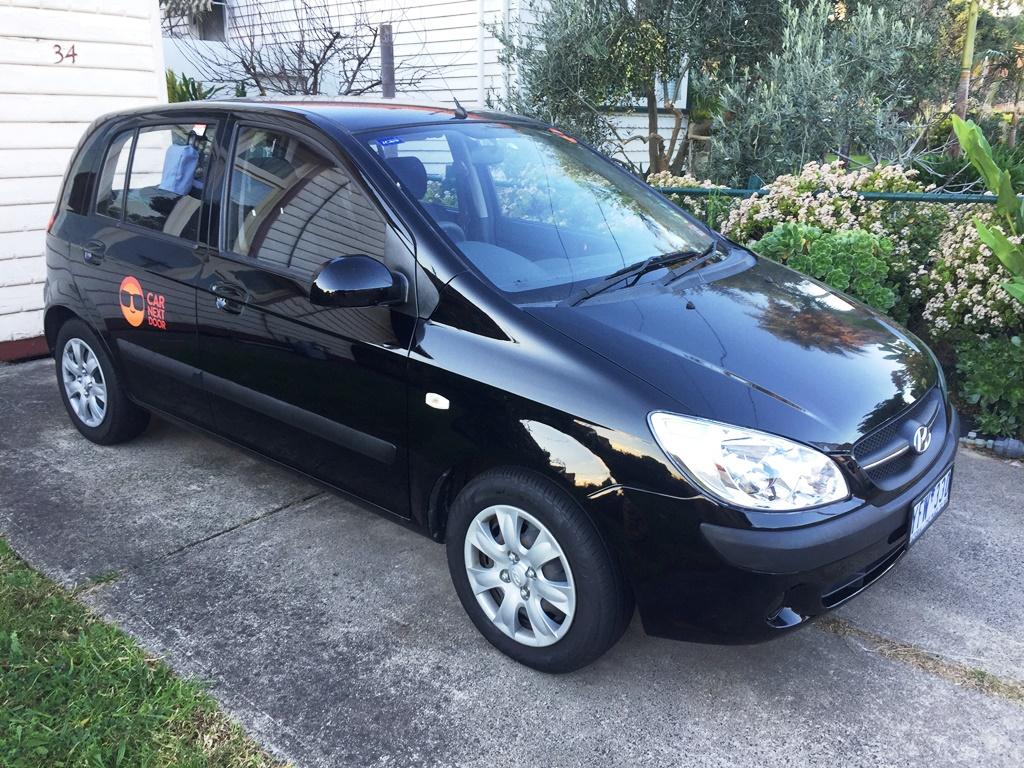 Picture of Christine's 2010 Hyundai Getz