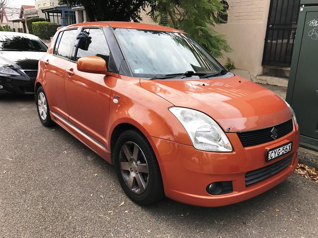 Picture of Mindy's 2005 Suzuki Swift