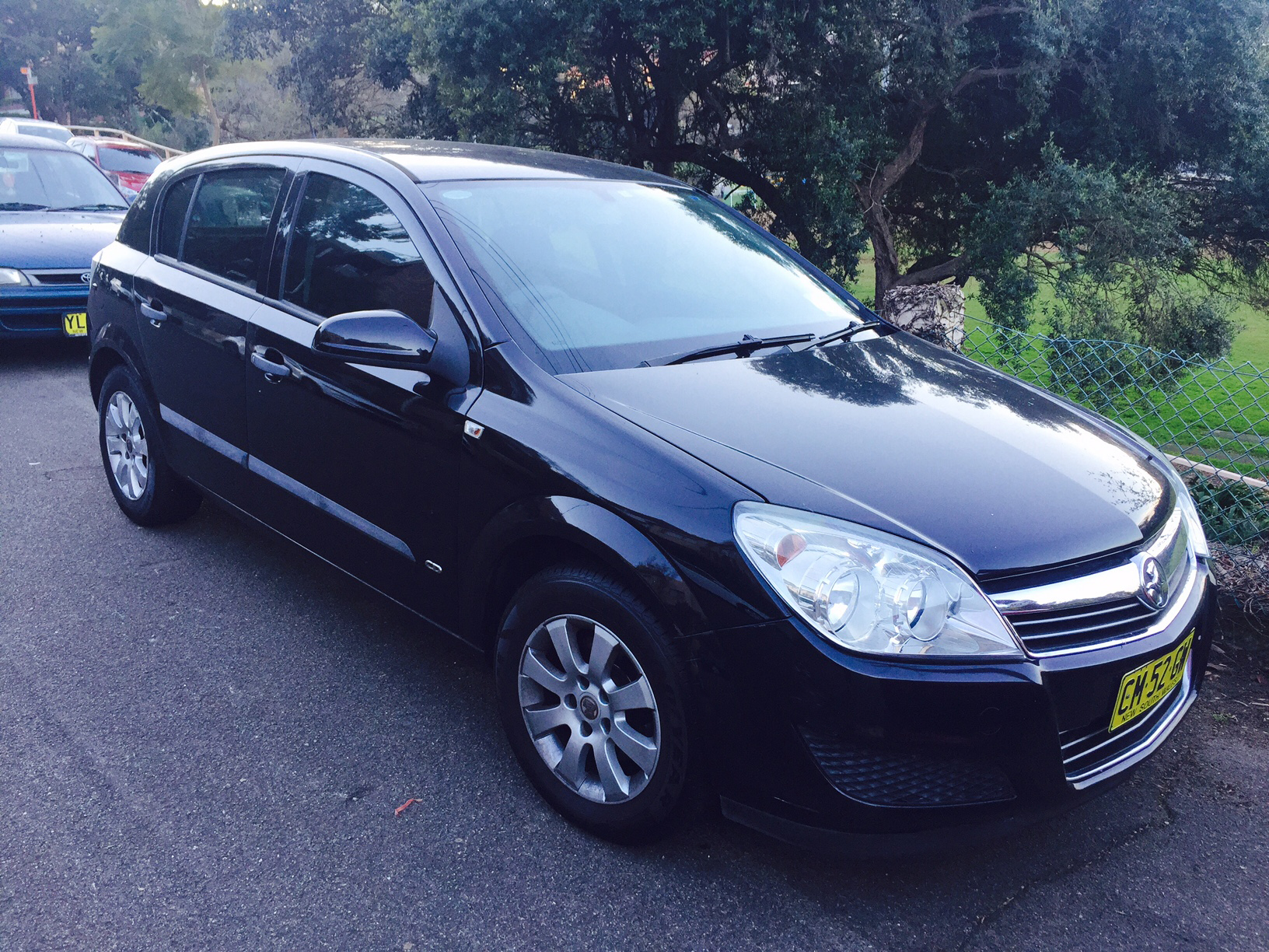 Picture of Sarah's 2008 Holden Astra