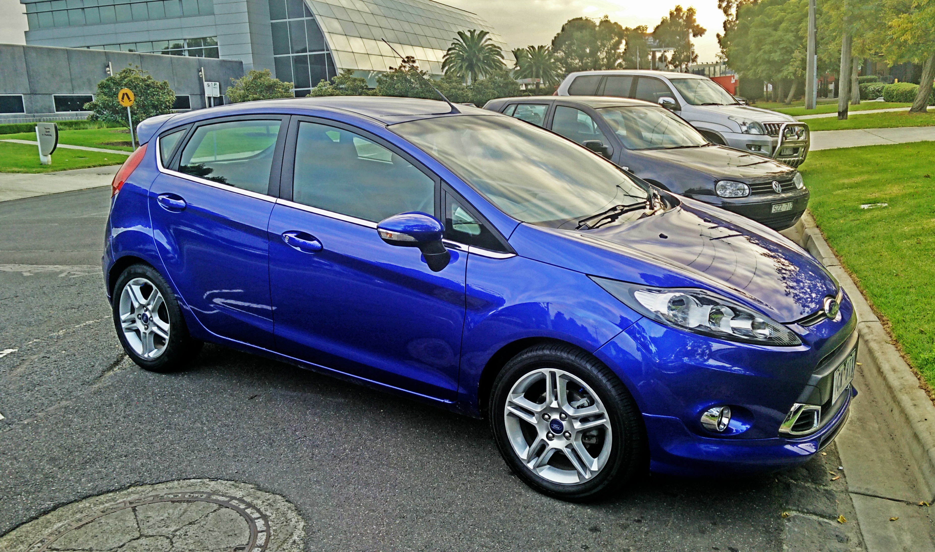 Picture of Habeeb's 2013 Ford Fiesta