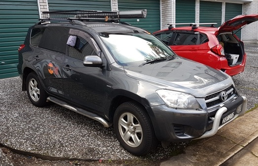 Picture of Alan's 2009 Toyota RAV4