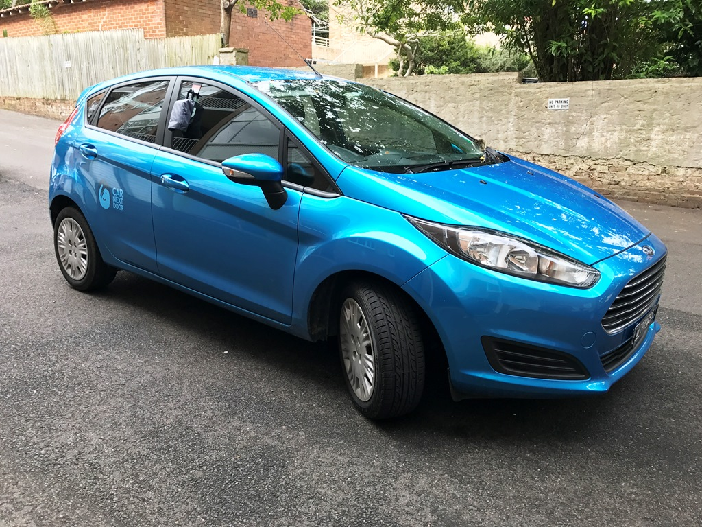 Picture of Faye's 2013 Ford Fiesta