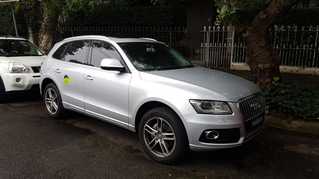 Picture of Anders' 2013 Audi Q5
