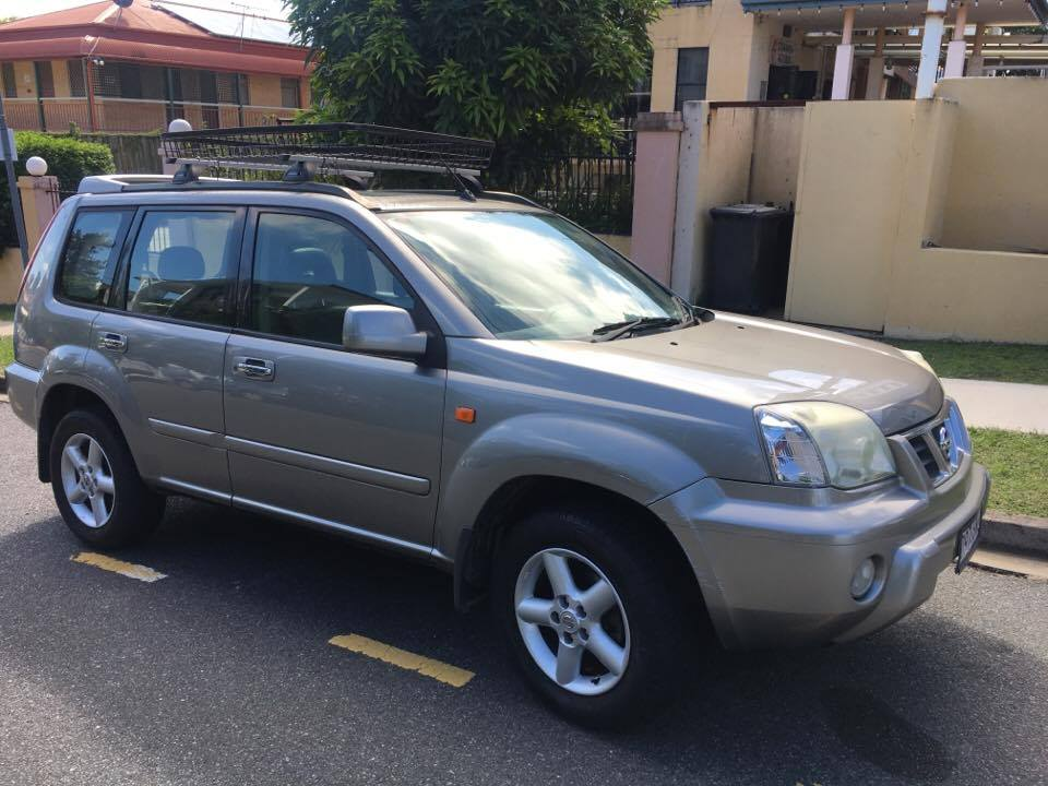 Picture of Marcia's 2002 Nissan X-Trail
