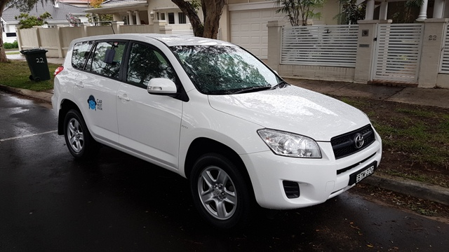 Picture of Louise's 2010 Toyota Rav 4