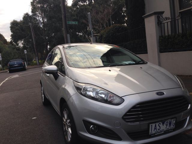 Picture of Hayley's 2013 Ford Fiesta