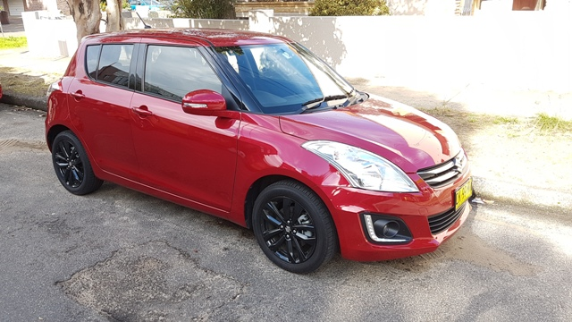 Picture of Sam's 2016 Suzuki Swift
