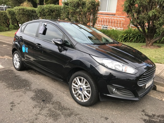 Picture of Adele's 2013 Ford Fiesta