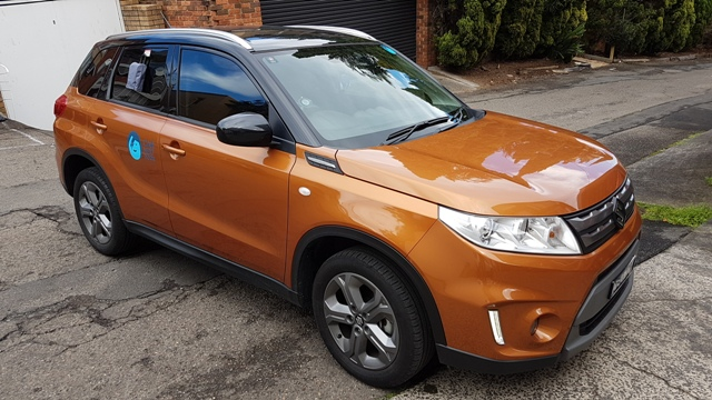 Picture of Tracy's 2015 Suzuki Vitara