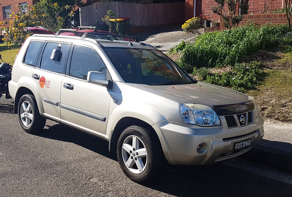 Picture of Melody's 2006 Nissan x-trail