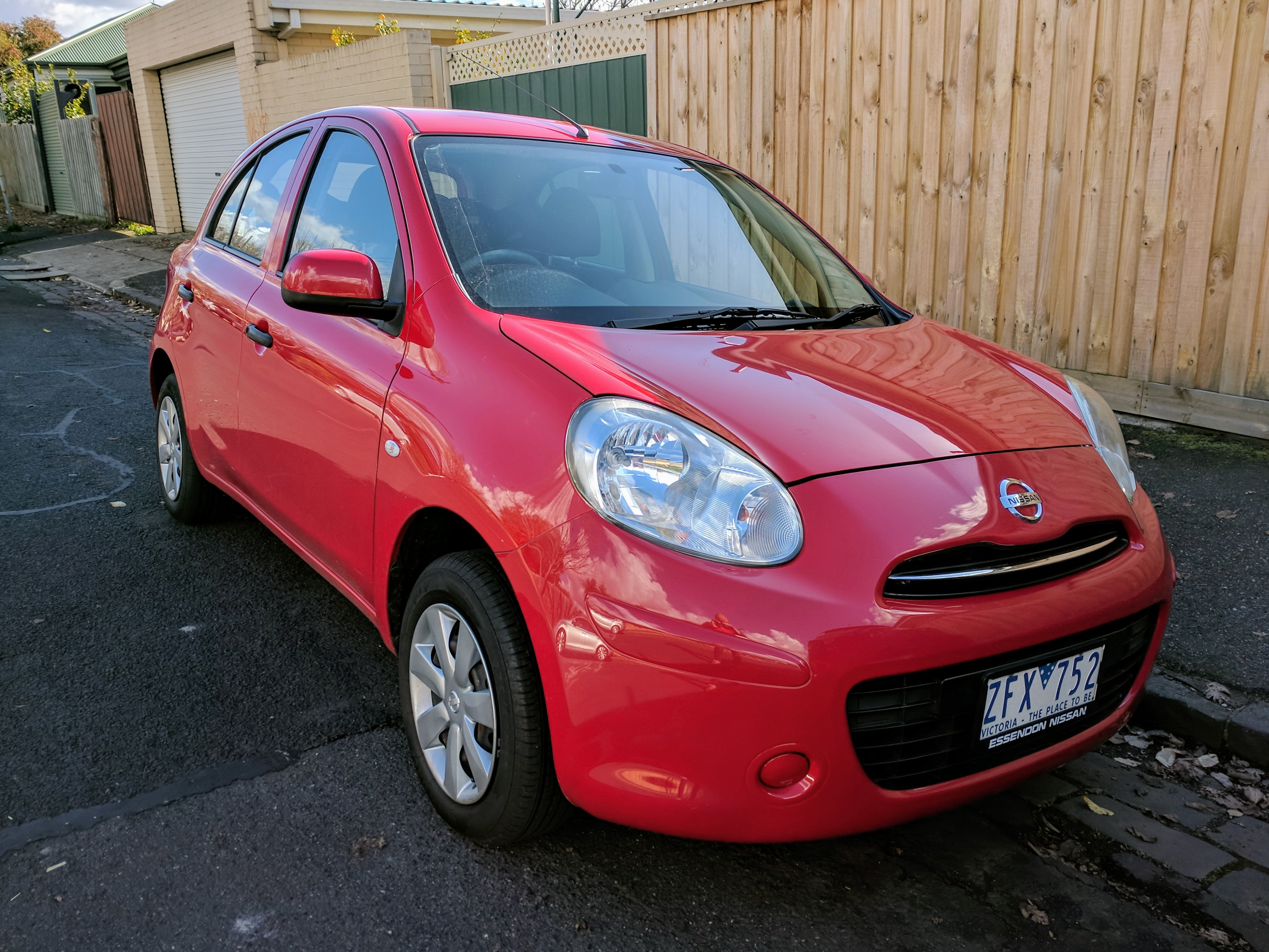 Picture of Alexander's 2012 Nissan Micra