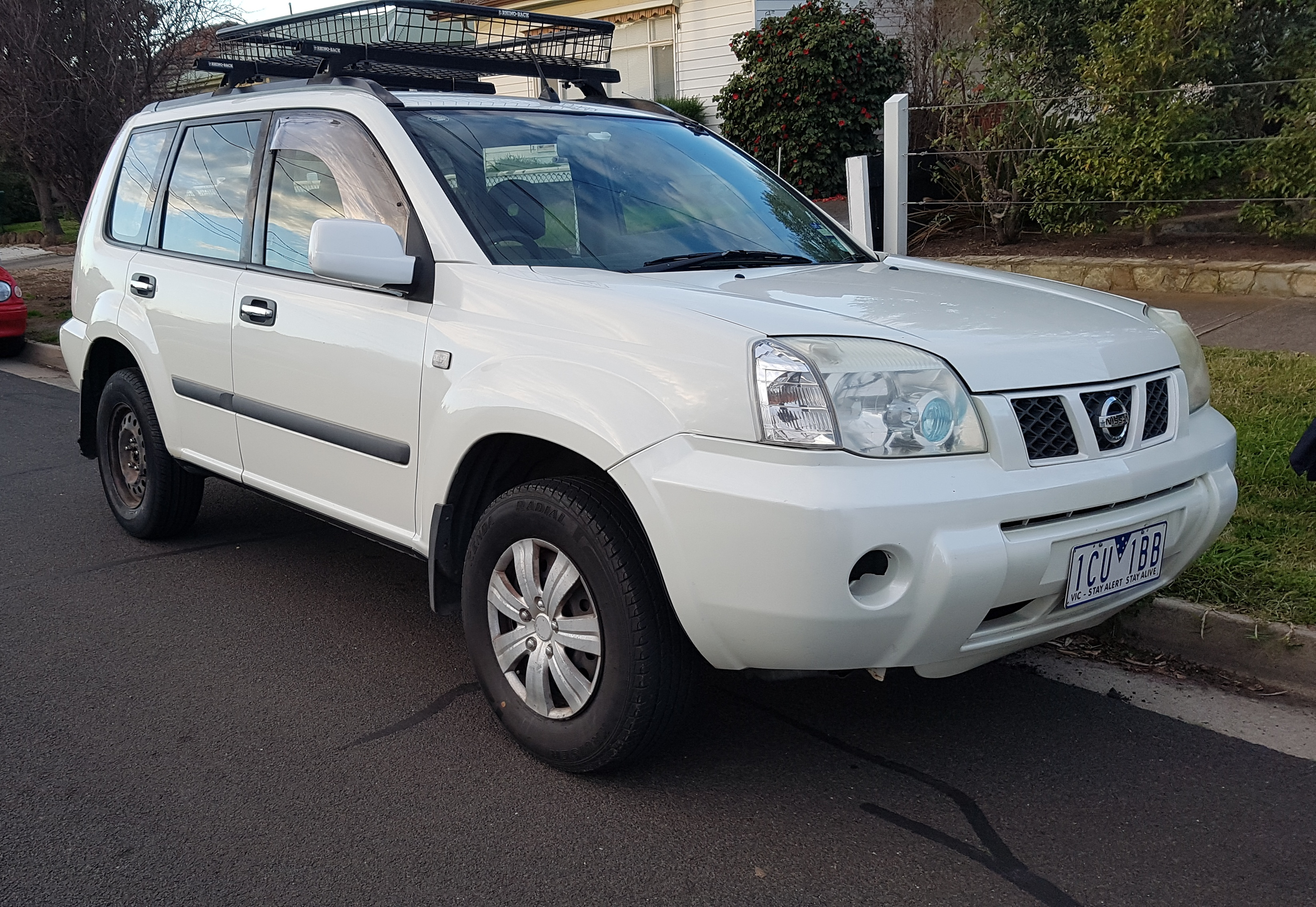 Picture of Rory's 2005 Nissan X-Trail
