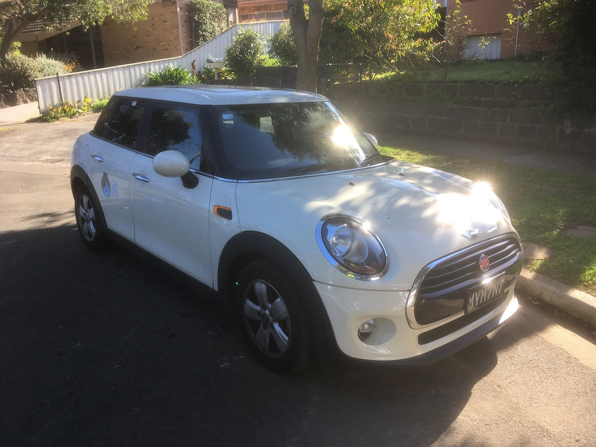 Picture of Fiona's 2016 Mini Cooper