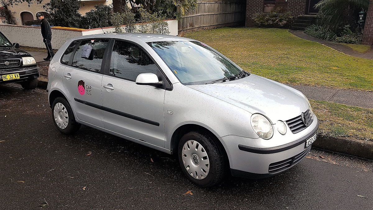 Picture of Simone's 2004 Volkswagen Polo