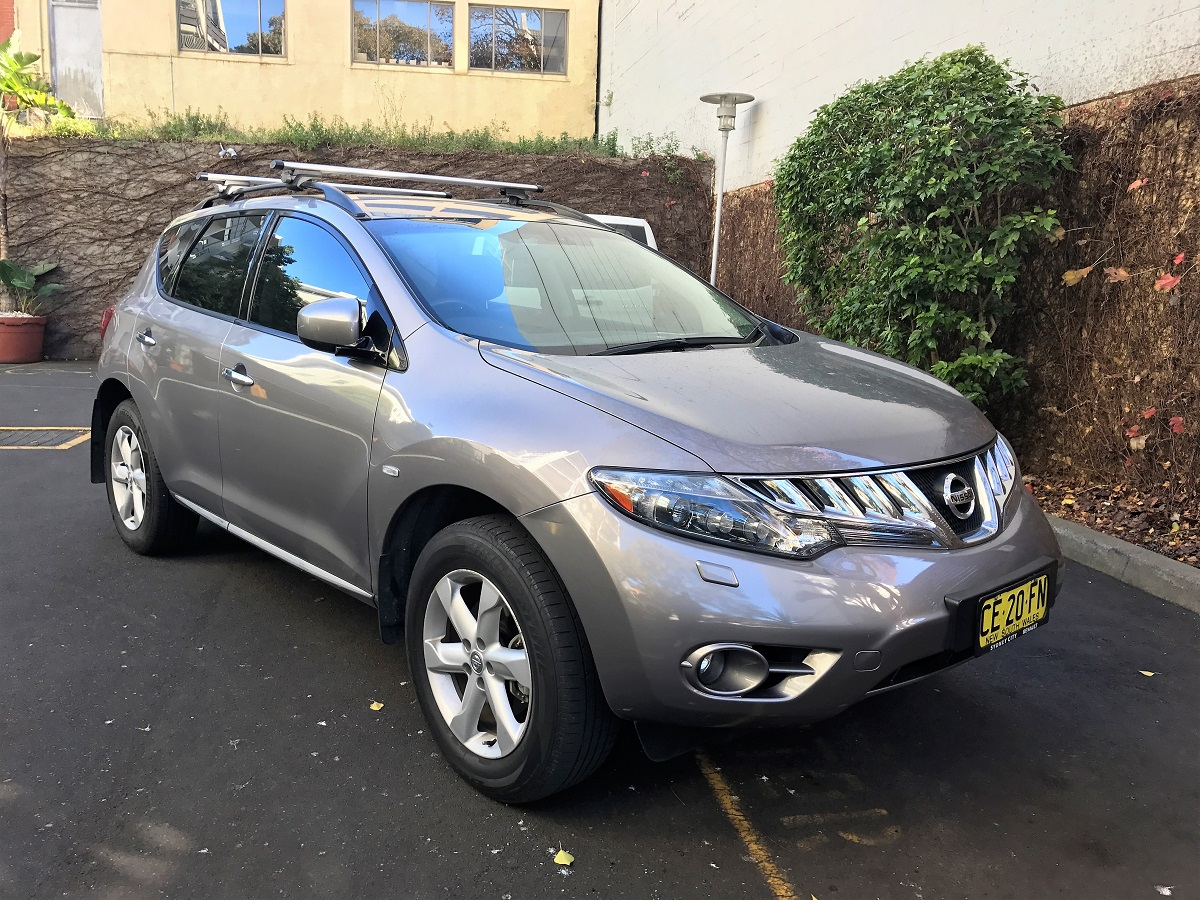 Picture of Fabien's 2009 Nissan Murano