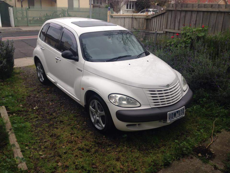 Picture of Jennifer's 2002 Chrysler PT Cruiser
