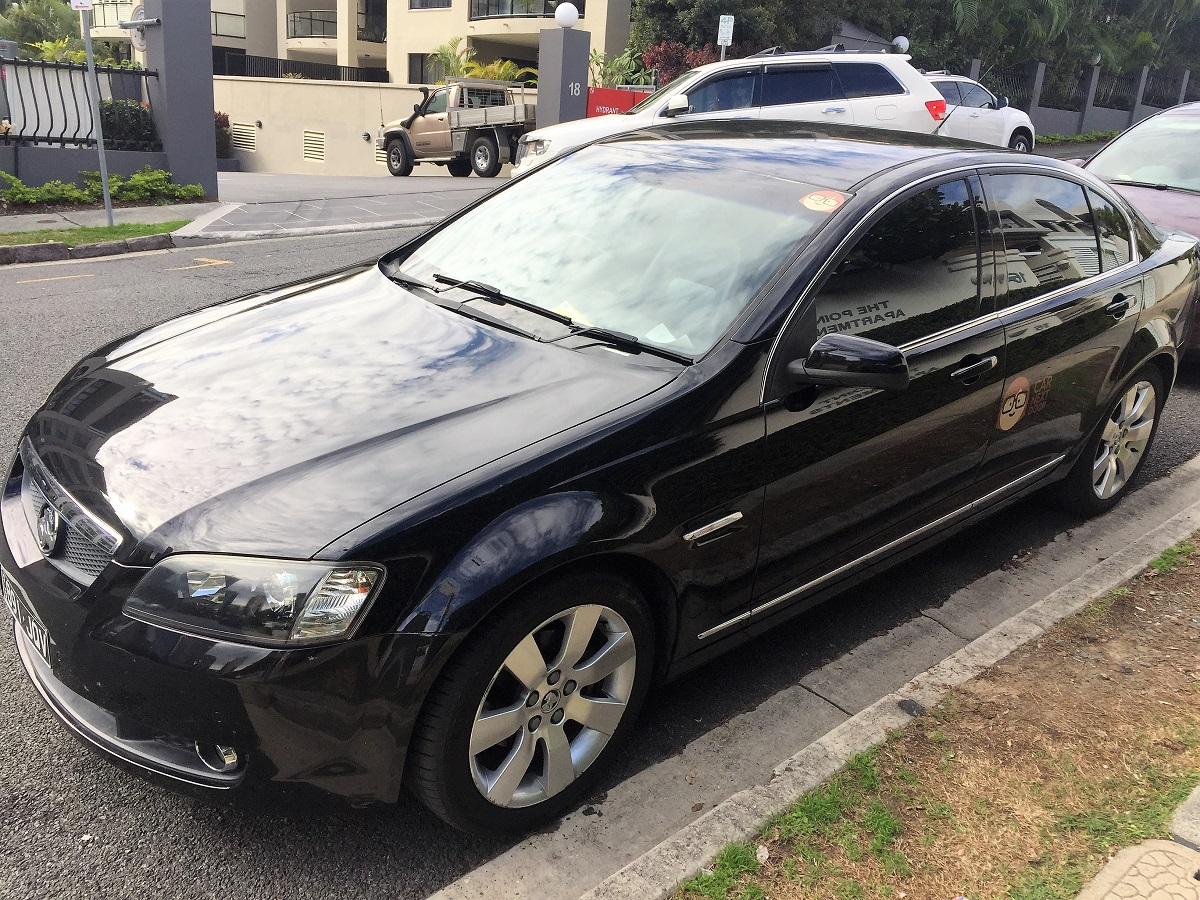 Picture of Rhiannon's 2006 Holden Calais