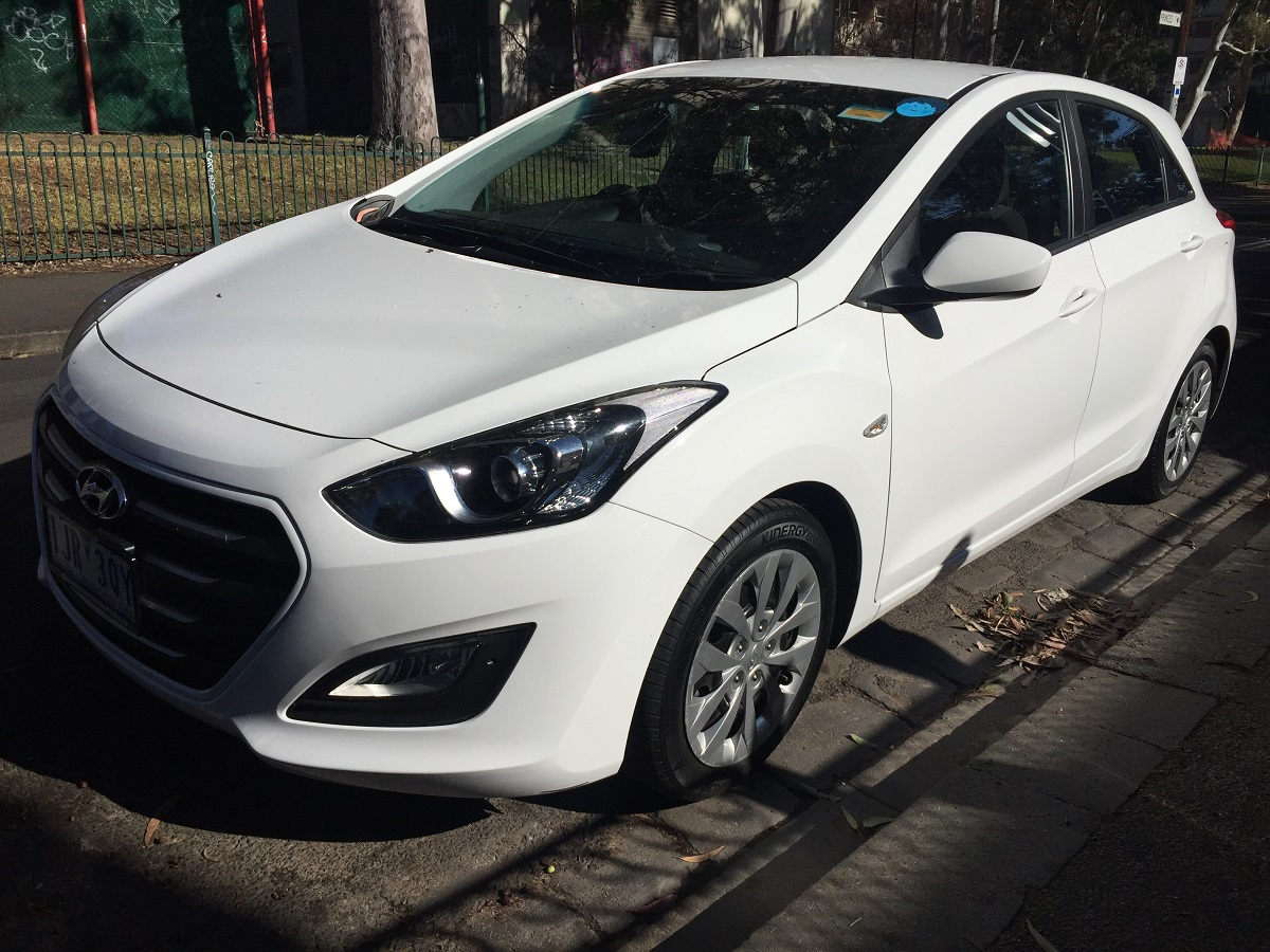 Picture of Kumar's 2015 Hyundai i30