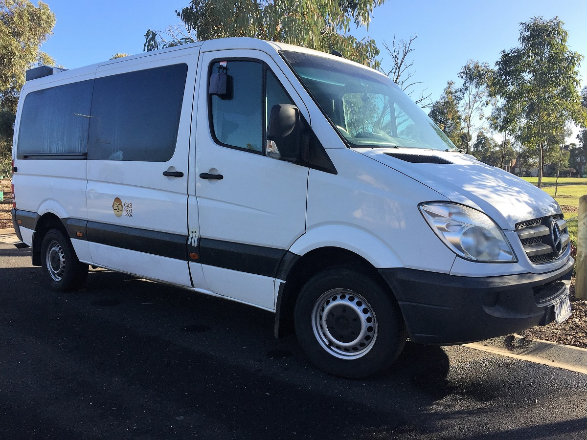 Picture of Le's 2007 Mercedes  Sprinter