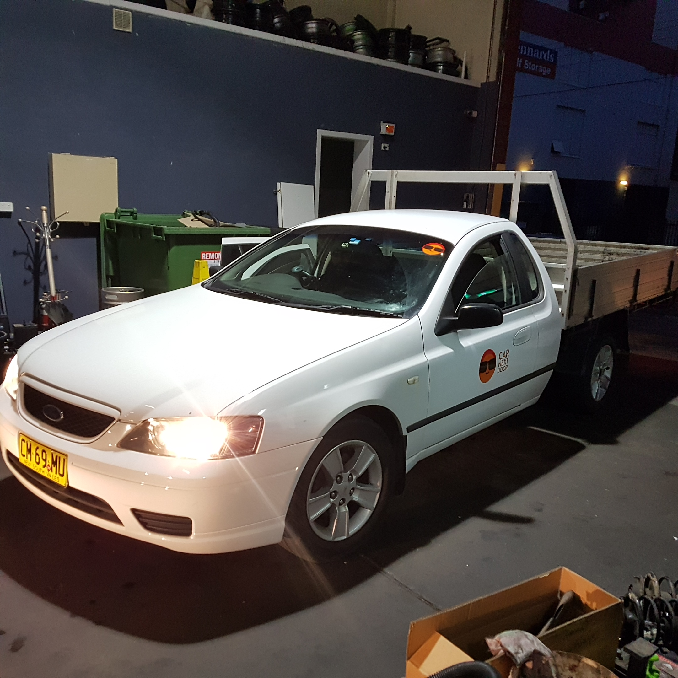 Picture of Eng Seng's 2006 Ford Falcon