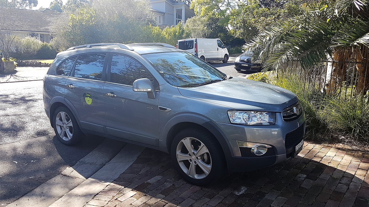 Picture of Isabelle's 2012 Holden Captiva