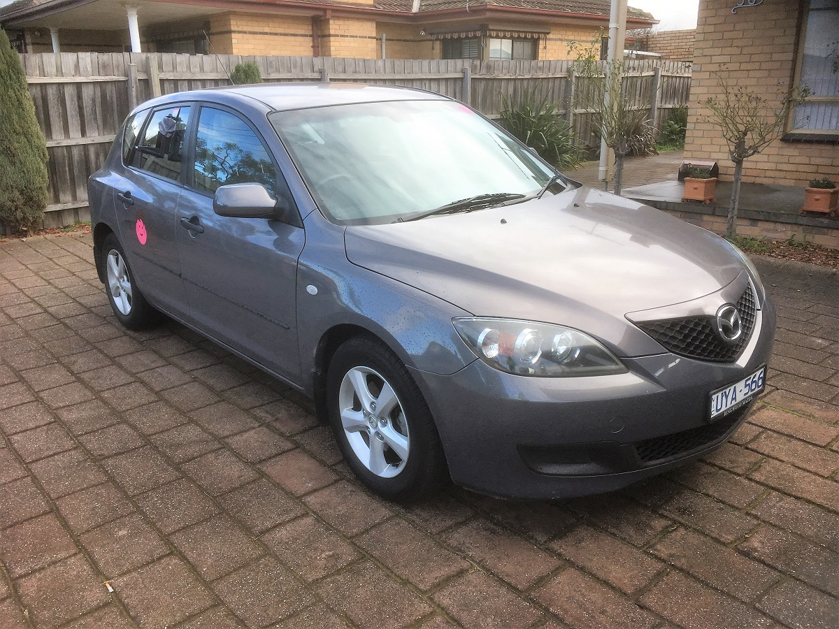 Picture of Ember's 2007 Mazda 3