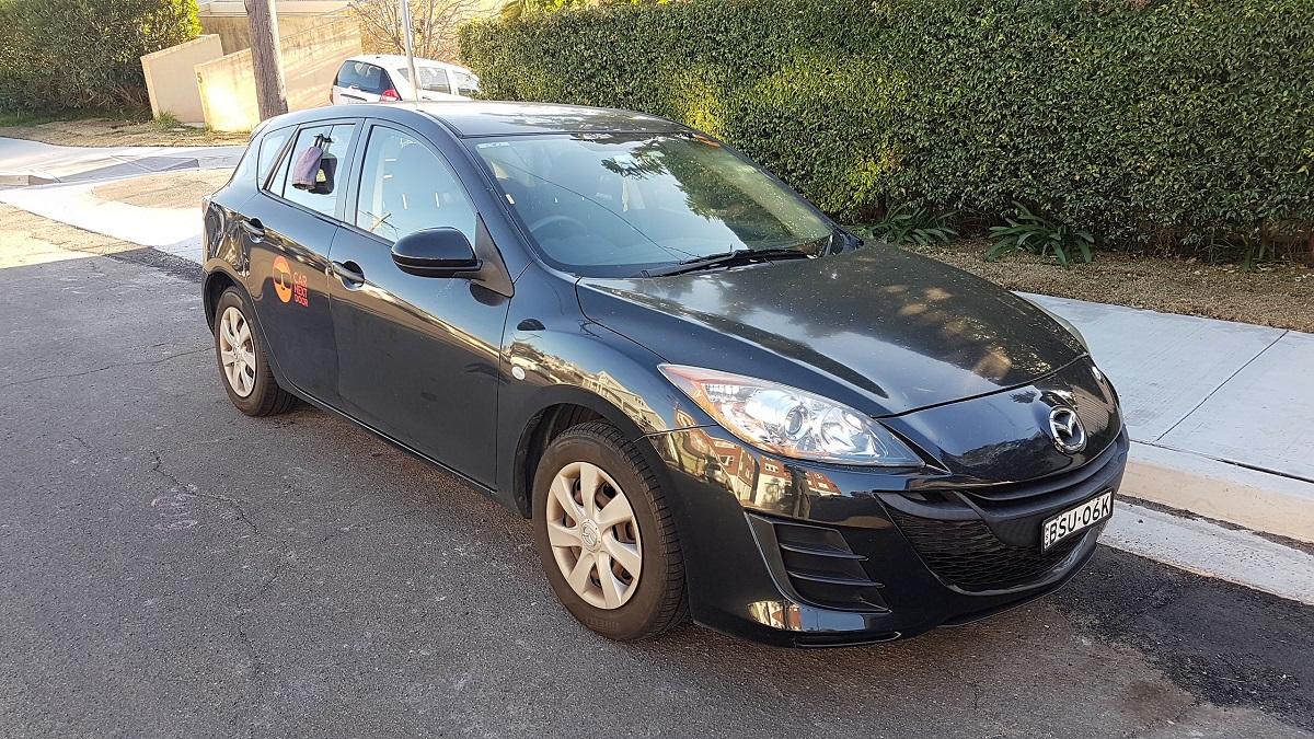 Picture of Nadine's 2010 Mazda 3