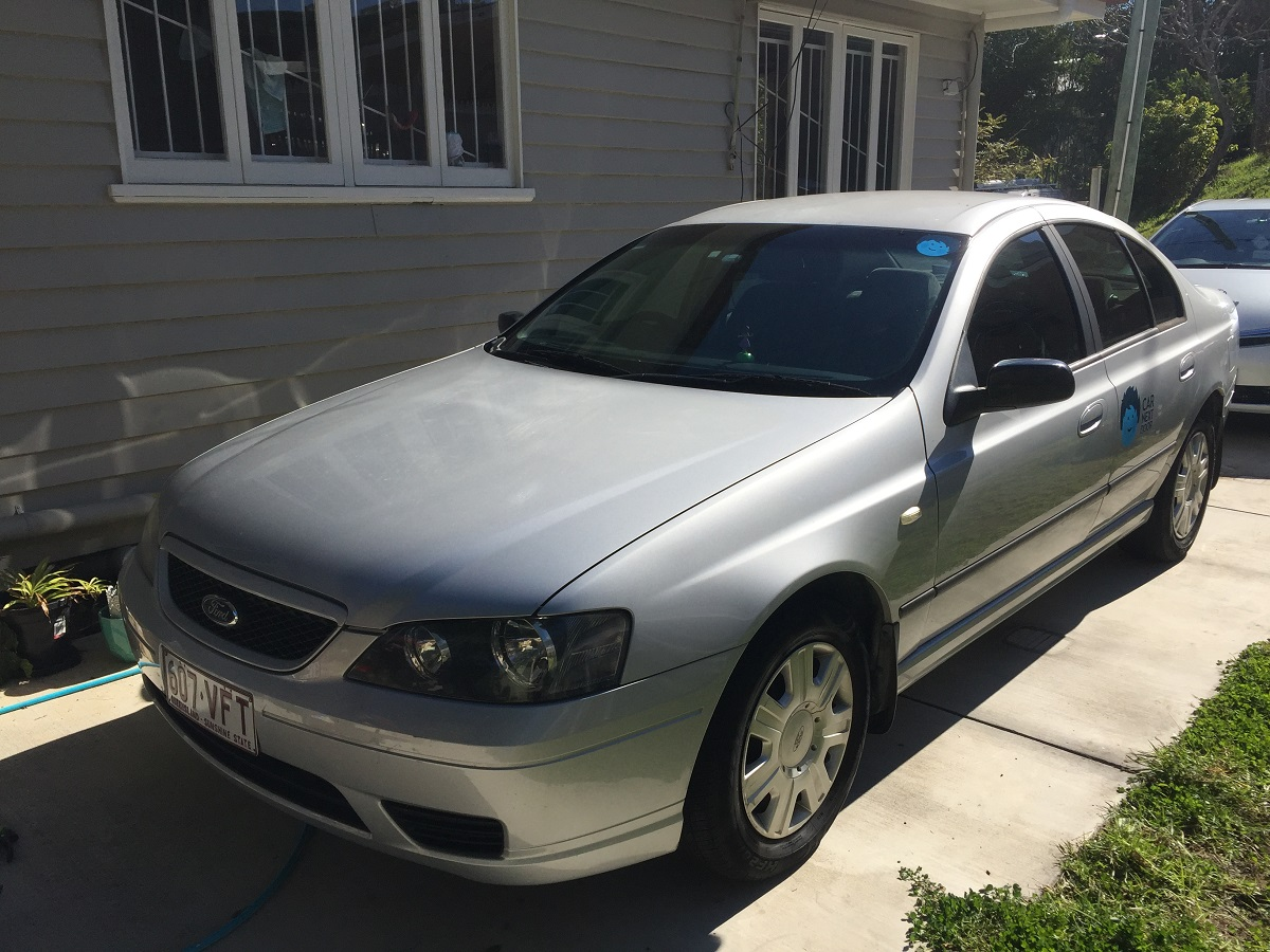 Picture of Isaac's 2005 Ford Falcon