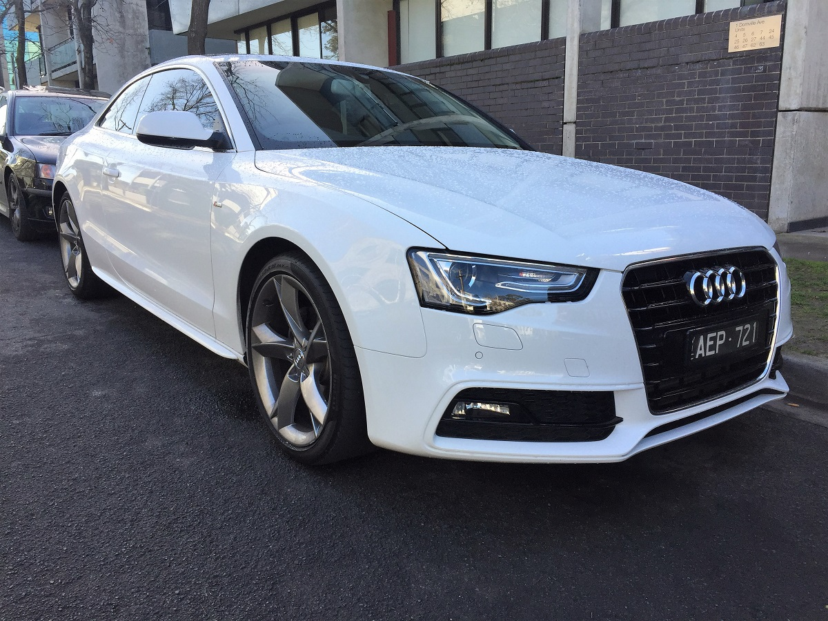 Picture of Daniel's 2015 Audi A5 Coupe S Line 1.8T