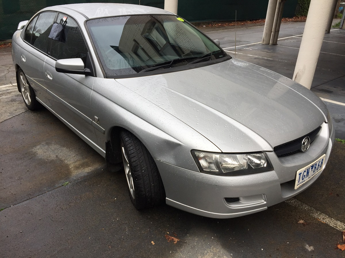 Picture of Ryan's 2004 Holden Commodore