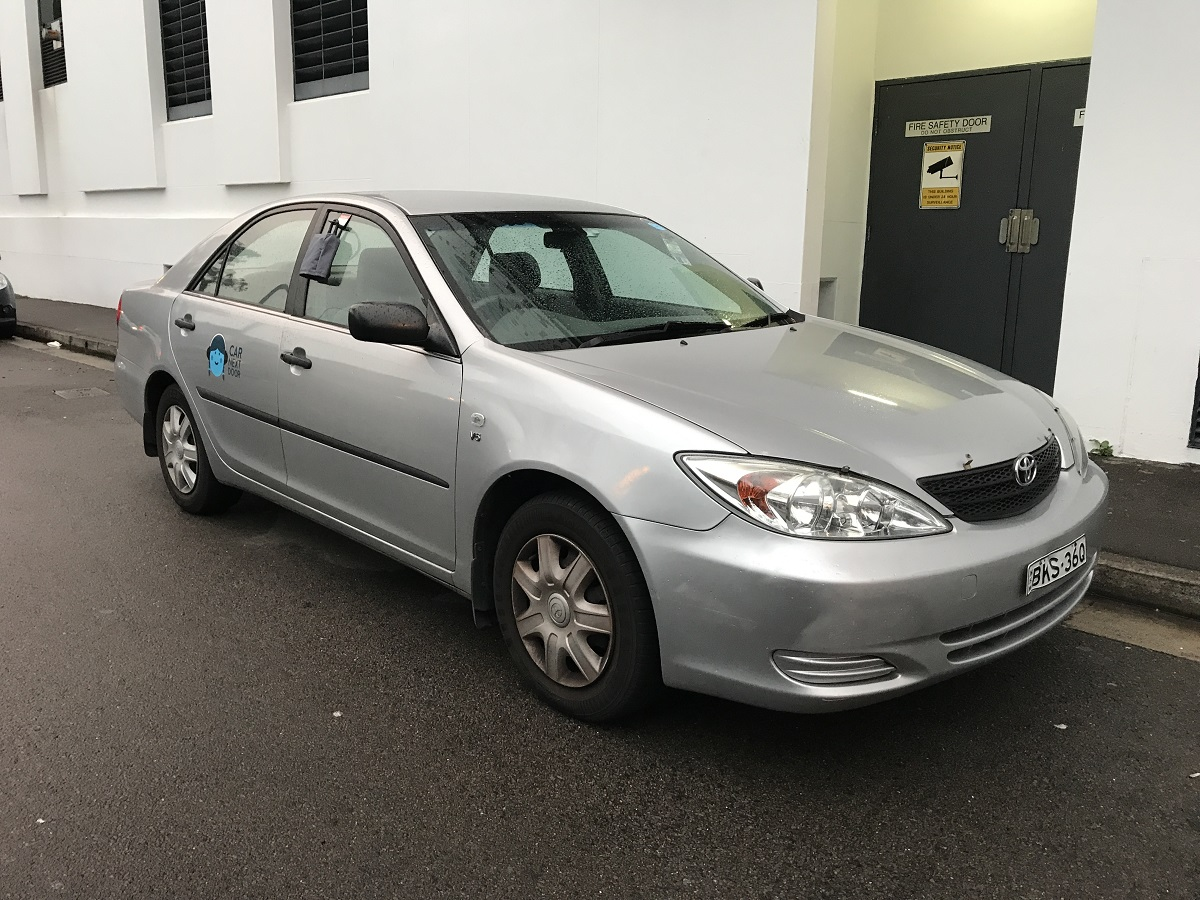 Picture of Fiona's 2004 Toyota CAMRY