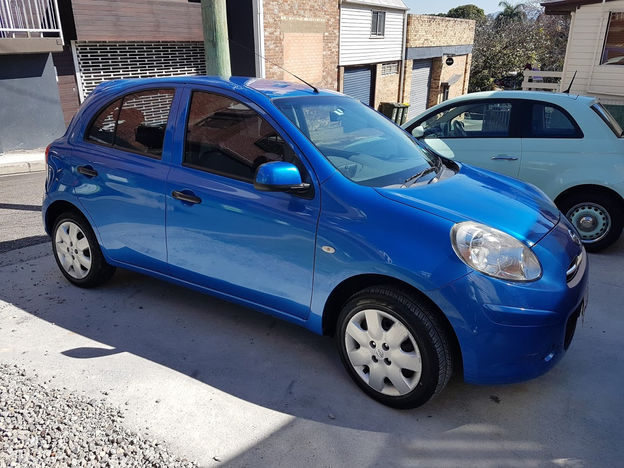 Picture of David's 2011 Nissan Micra
