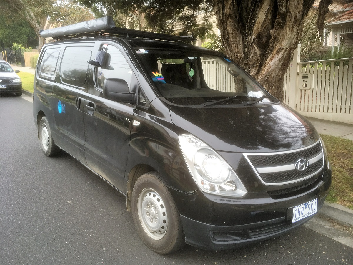 Picture of Marco's 2012 Hyundai iLoad