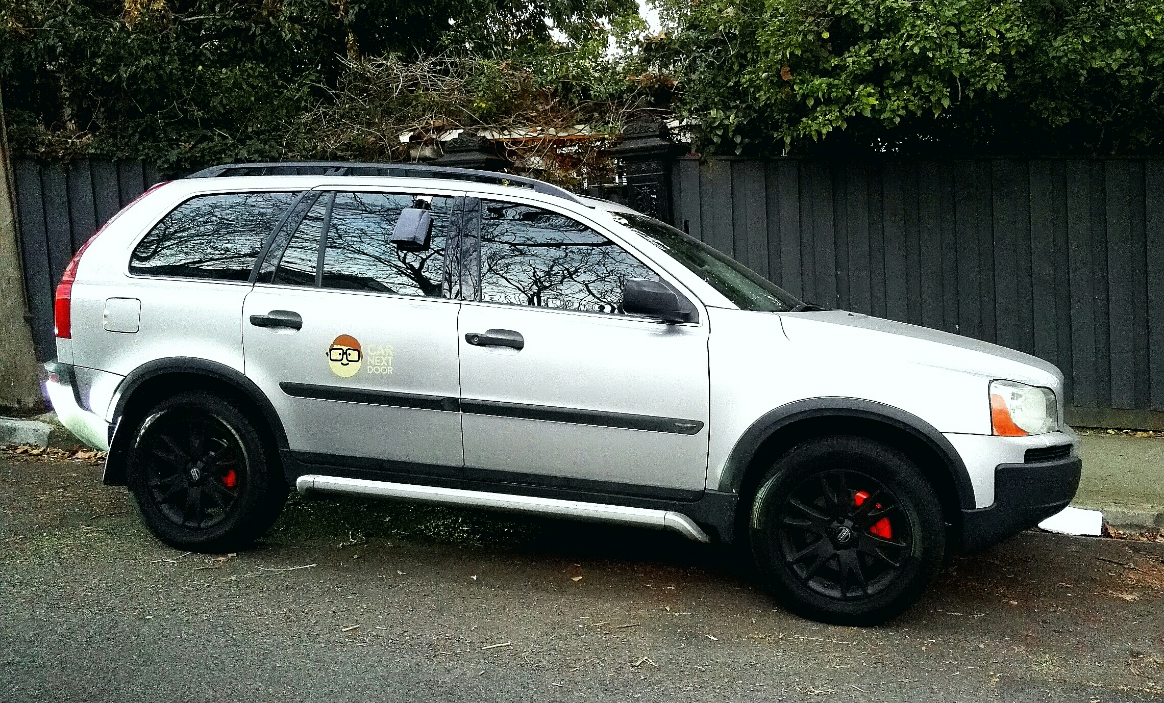 Picture of Jian's 2004 Volvo XC90