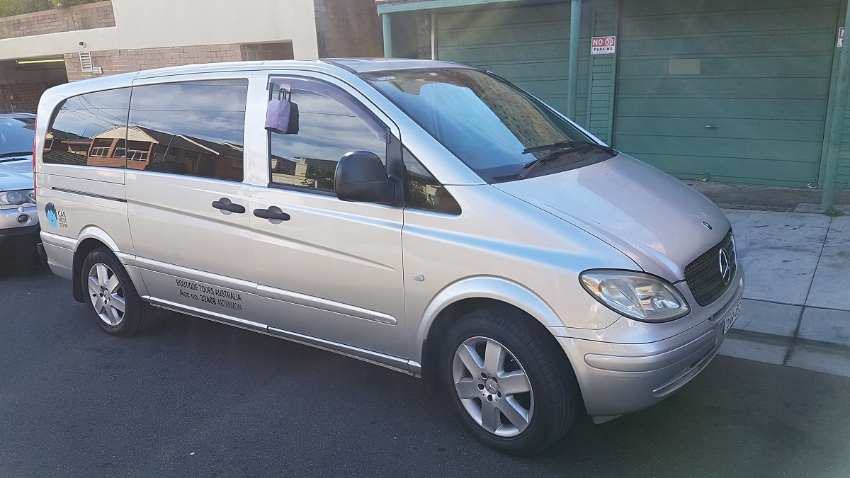 Picture of Sandra's 2009 Mercedes Vito