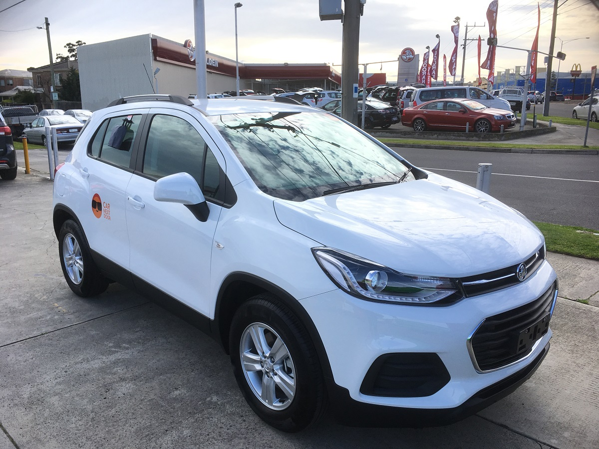Picture of Samantha's 2017 Holden Trax