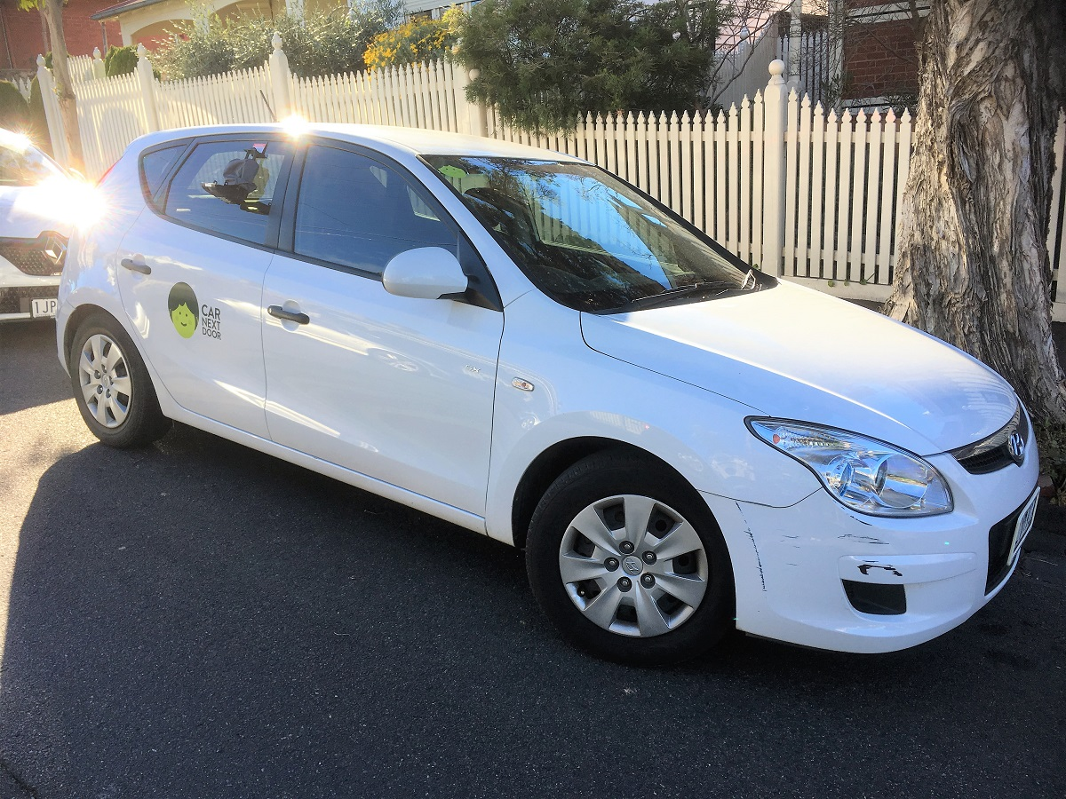 Picture of Elizabeth's 2009 Hyundai i30