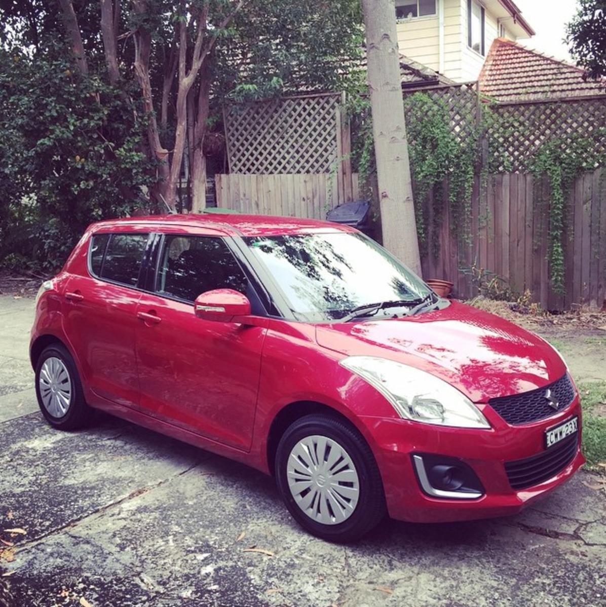 Picture of Rose's 2015 Suzuki Swift