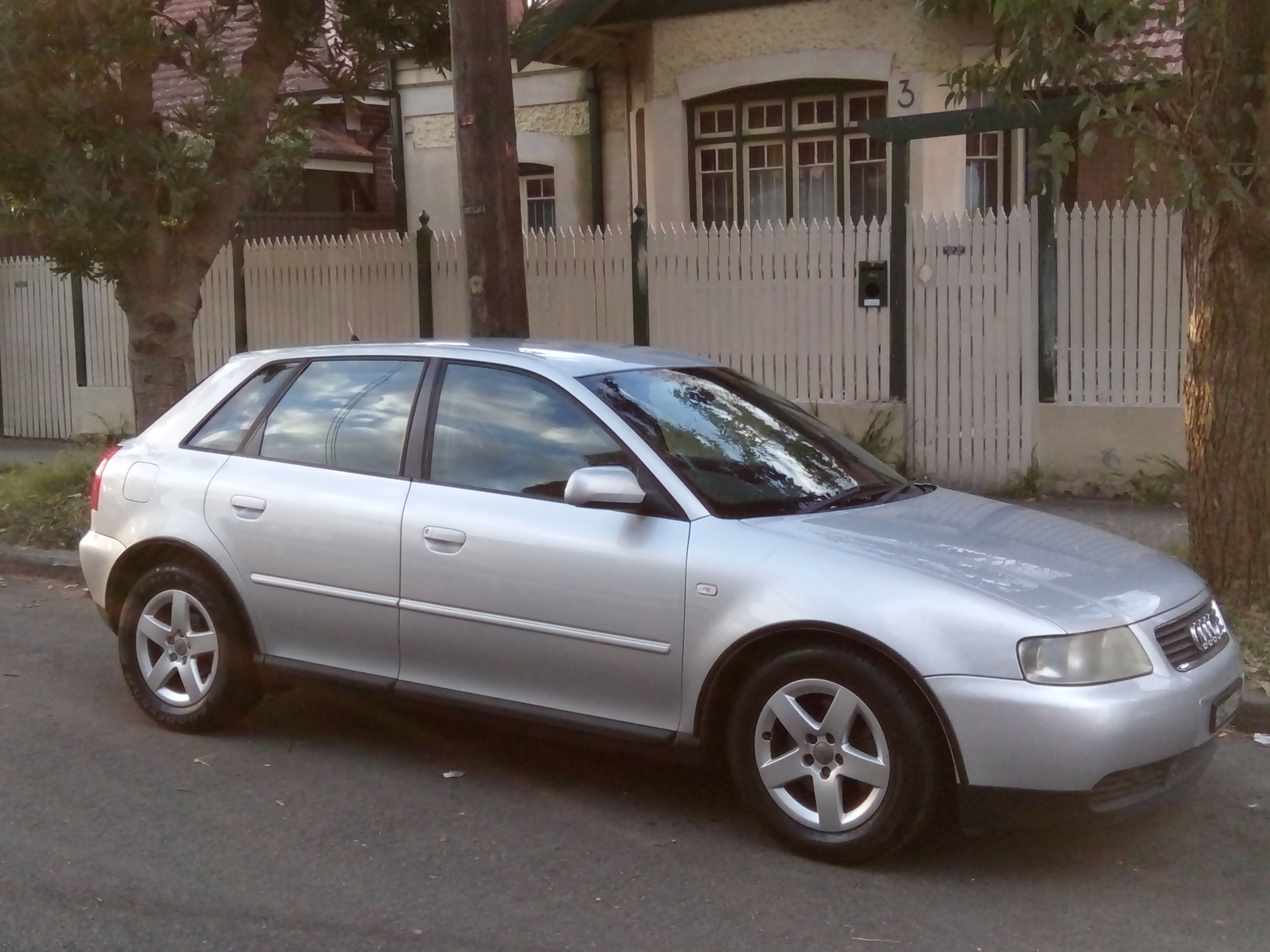 Picture of Angelina's 2002 Audi A3